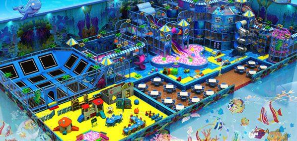 Indoor-Soft-Playground
