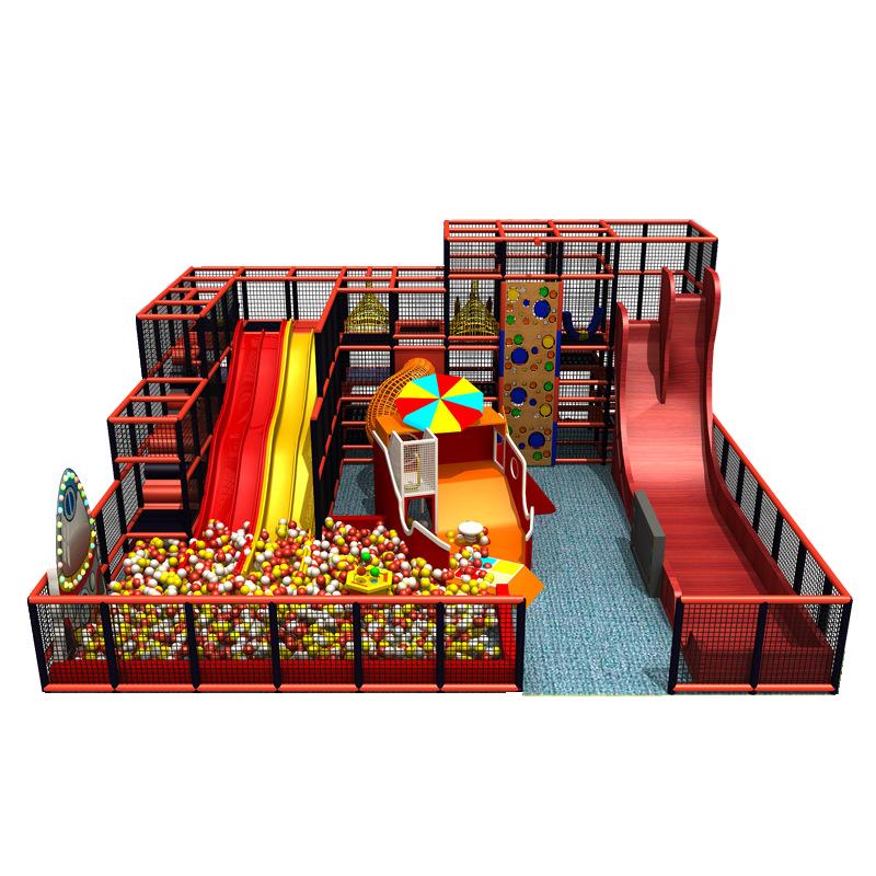 Indoor playground Naughty Castle