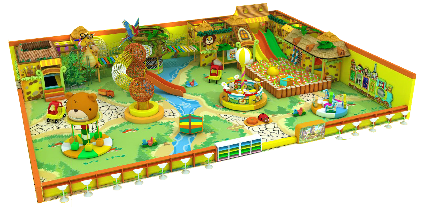 playground entertainment center