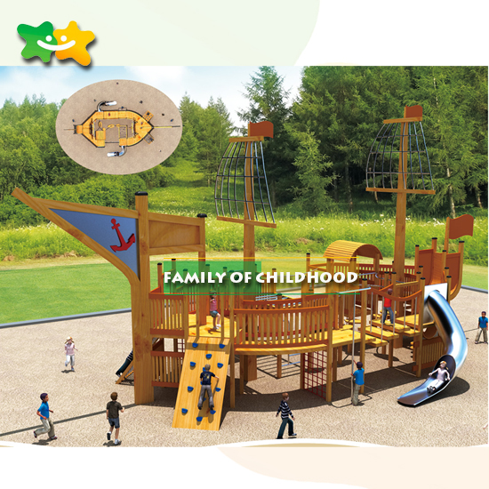 Wholesale wooden playground ,Children Play Gym Sets,wooden playground
