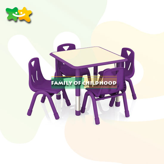 Nursery School Furniture Study Tables And Chairs For Kids