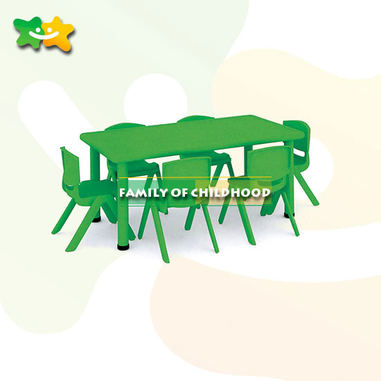Kindergarten furniture set,school plastic table