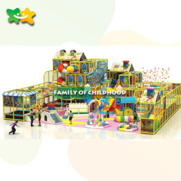 Candy theme indoor playground for Indoor play area for sale