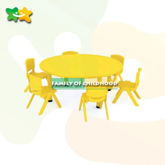 school plastic table