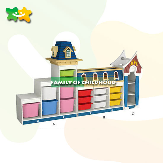 preschool storage box
