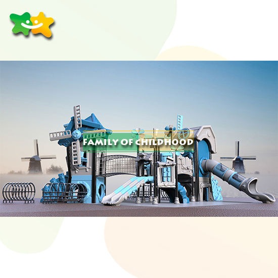 heavy duty outdoor playground slide equipment prices
