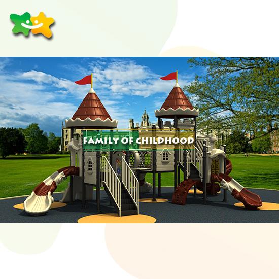 Kids Plastic Slide,Outdoor playground