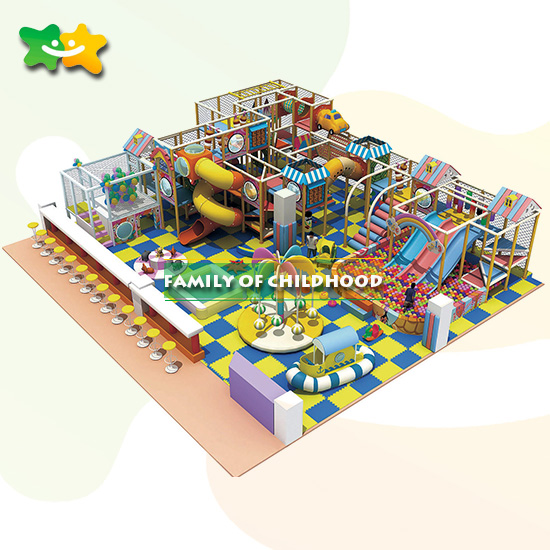 indoor play maze