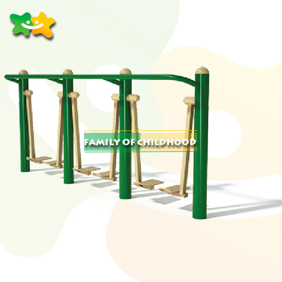galvanized pipe body strong fitness