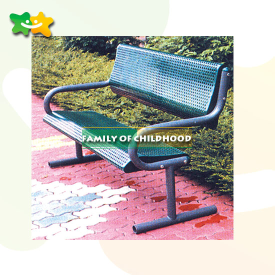 Amusement Park Chair Garden Outdoor Benches for Sale