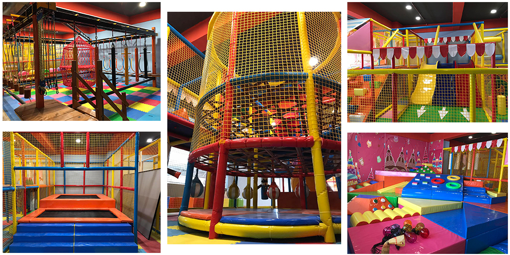 Activities indoor playgrounds play structure maze game for sale