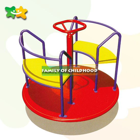 Outdoor Playground Turntable