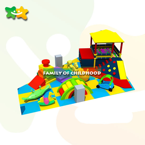 Ihram Kids For Sale Dubai: Soft Play Zone Indoor Kids Playground With CE Certificate