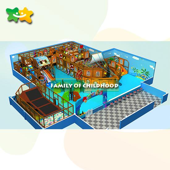 Indoor playground,Kid's soft Indoor playground