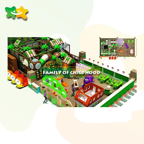 Kids Soft Playground Indoor