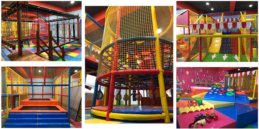 Amusement equipment indoor