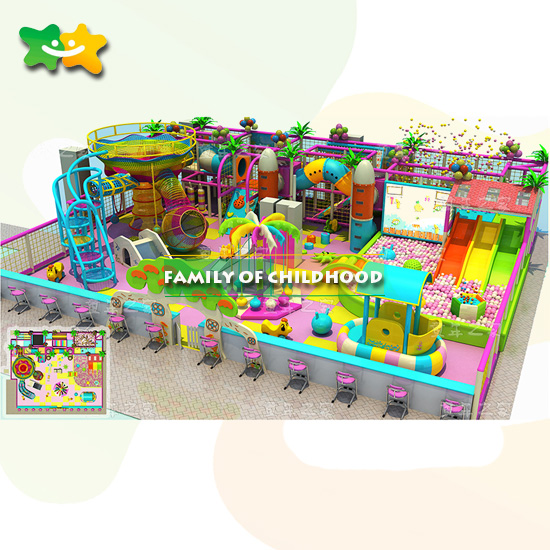 soft indoor playground