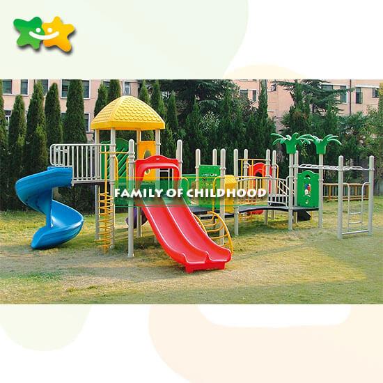 amusement playground children