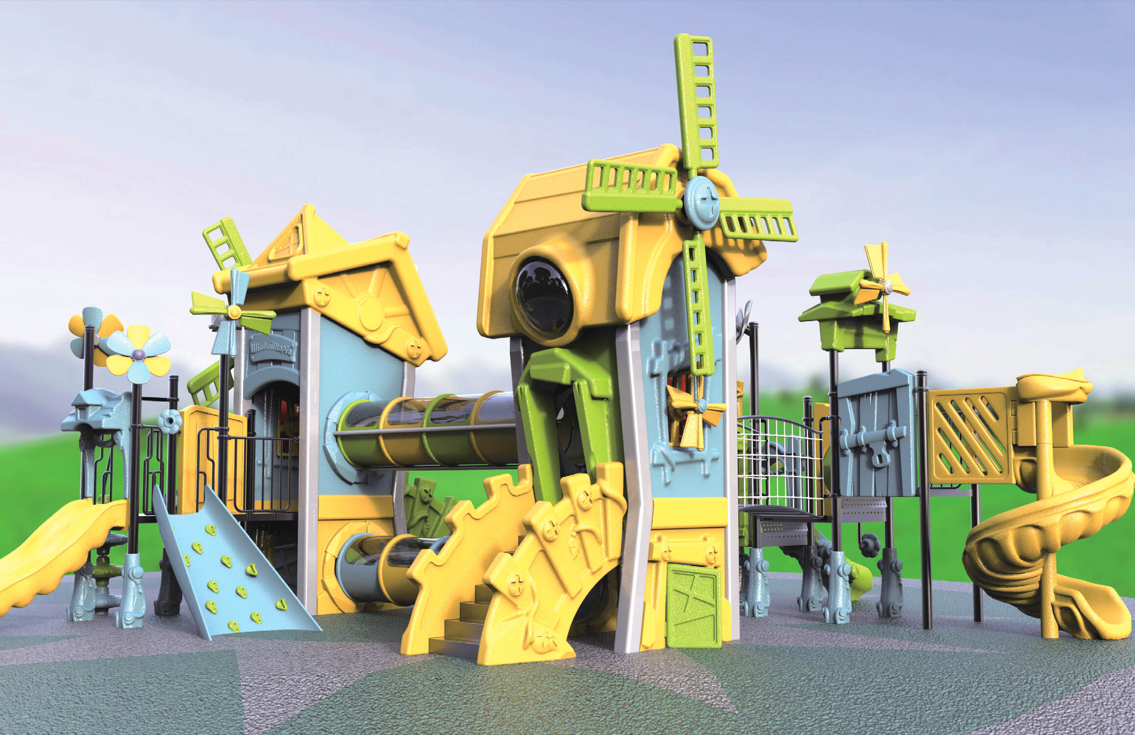 Outdoor Playsets For Toddlers Used