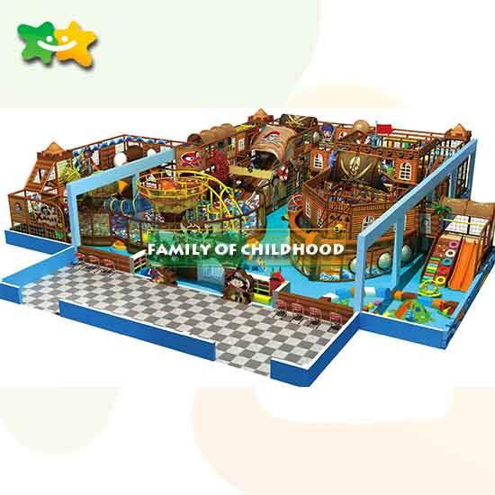 indoorplaygroundequipment,big amusement park,family of childhood
