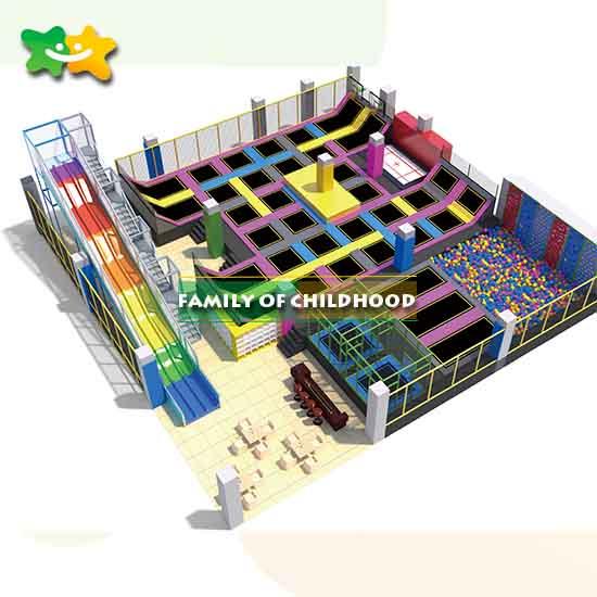 trampoline park equipment suppliers,fitnesstrampoline equipment,family of childhood