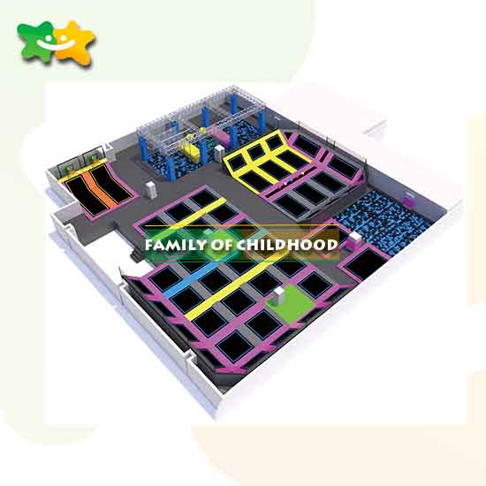 bigtrampoline indoor trampoline park,family of childhood