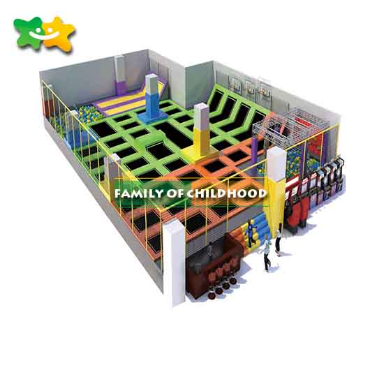 bungee trampoline,trampoline park equipment,family of childhood