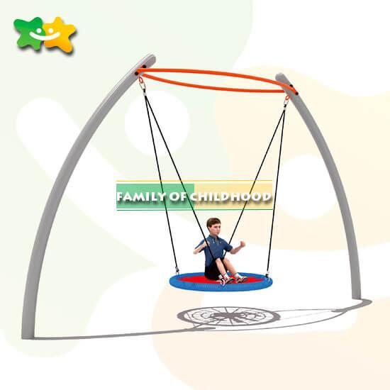 Best Kids Swing Set Equipment,garden Swing ,family Of Childhood