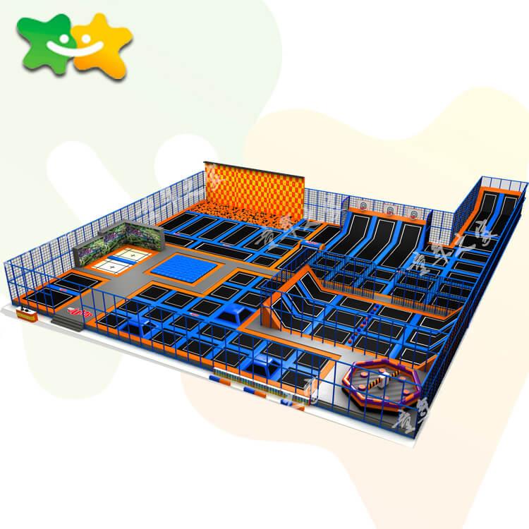 commercial big,indoor trampoline equipment,family of childhood