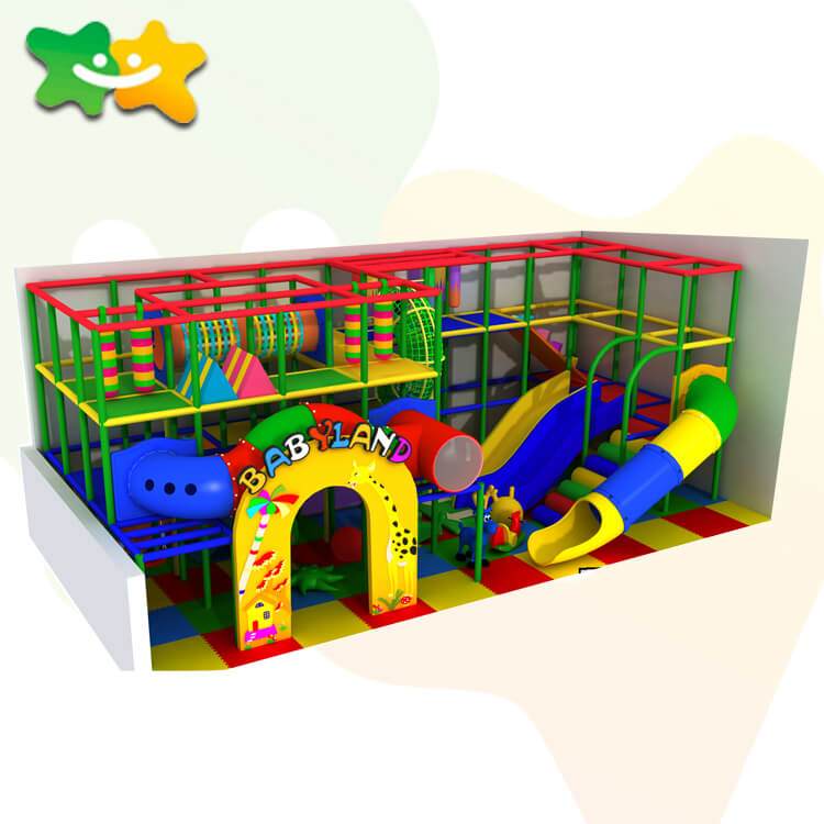 Baby Soft Play Area Customized Kids Indoor Playground For Sale