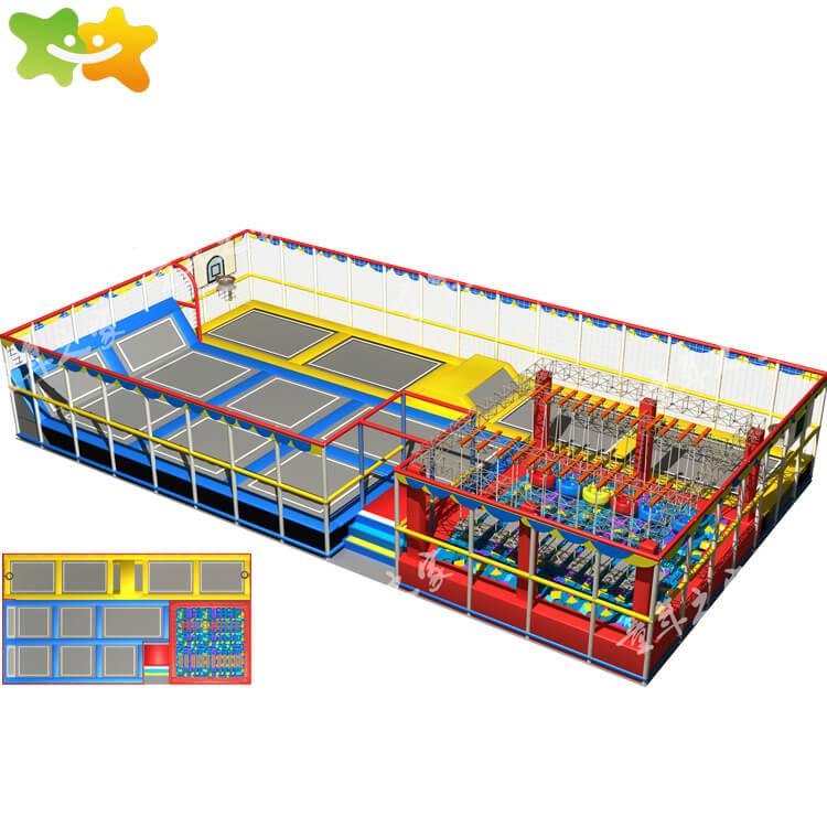 professional trampoline,rectangular trampoline,family of childhood