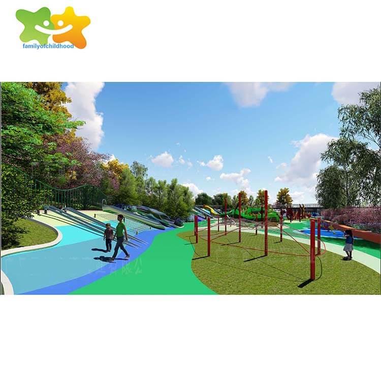 Children Adventure Exploration Paradise Theme Amusement Park For Sale,familyofchildhood