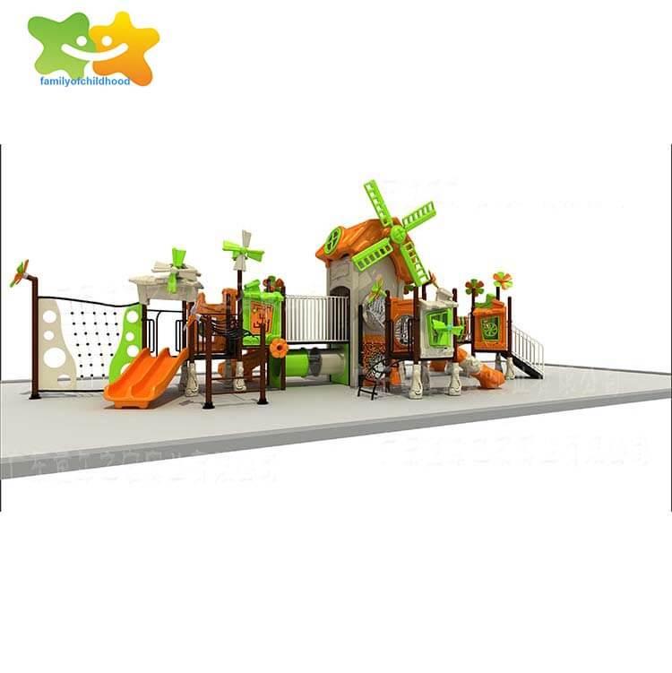 plastic outdoor playground slide,playground slide for school,familyofchildhood