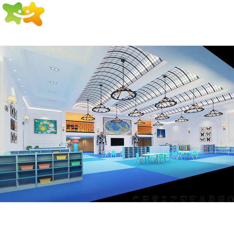 Educational furniture equipment for daycare centers kids study room,family of childhood