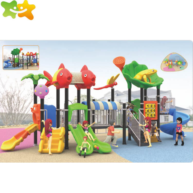 Amusement Park Kids Toys Plastic Outdoor Playground ...