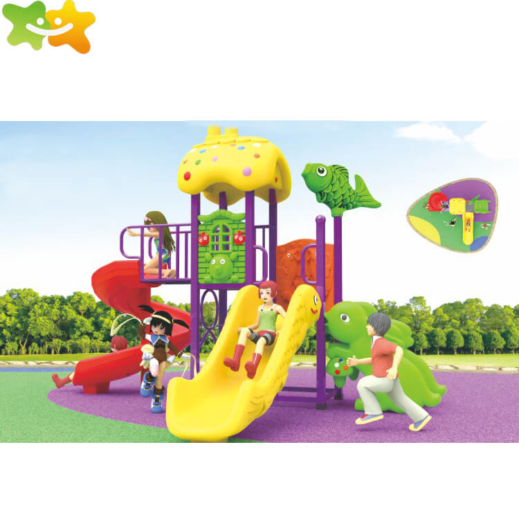 High-Quality Commercial Plastic Outdoor Kids Playground ...