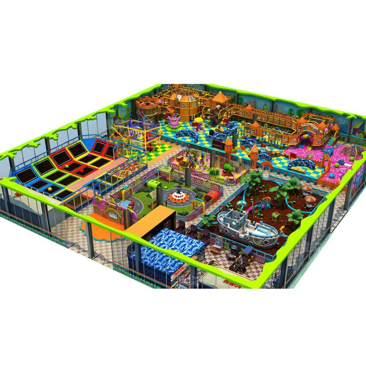 Professional soft playground indoor commercial kids indoor playground equipment supplier